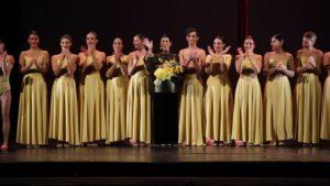 """Si è conclusa, a Sassari, la  XVI edizione del """"Festival della Danza d'autore""""."""