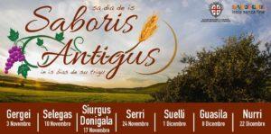 """Serri è il settimo Comune che entra a far parte della famiglia di""""Sa die de is saboris antigus in is bias de su trigu"""", giunta quest'anno alla sua settima edizione."""