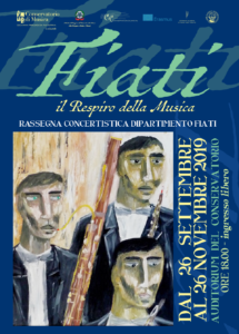 """Giovedì l'ottetto a fiati """"La rosa dei venti"""" del Conservatorio """"L. Canepa"""" di Sassari protagonista del nuovo appuntamento con """"Fiati, il respiro della musica""""."""