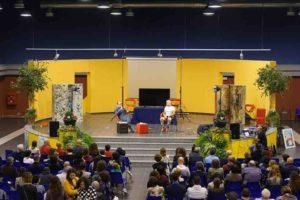 Seimila presenze a Macomer per i quattro giorni della Mostra del Libro, l'edizione più partecipata degli ultimi anni.