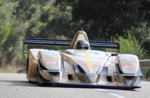 "La Porto Cervo Racing ha vinto la coppa scuderia alla ""30ª Cronoscalata Iglesias-Sant'Angelo""."