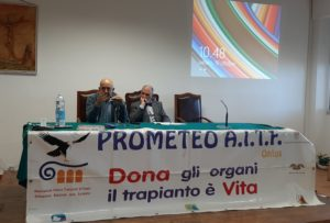Sabato 19 ottobre 2019, a Torregrande (OR), si è riunito per la terza volta il Consiglio regionale della Prometeo AITF ODV.