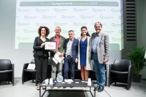 """Importante riconoscimento """"green"""" per Time in Jazz, il festival ideato e diretto da Paolo Fresu, al 13° Forum Compraverde Buygreen."""