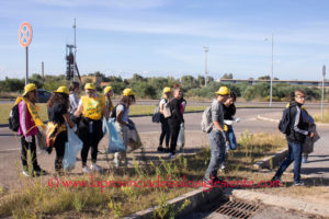 """Oltre 600 volontari hanno partecipato all'edizione 2019 di """"Puliamo il Mondo"""", svoltasi questa mattina a Carbonia."""