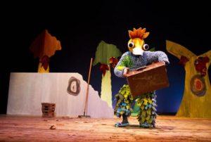 Domenica 3 novembre, Famiglie a teatro, la rassegna domenicale della compagnia Akròama, ospita l'opera di Consuelo Pittalis con la regia di Pier Paolo Conconi.