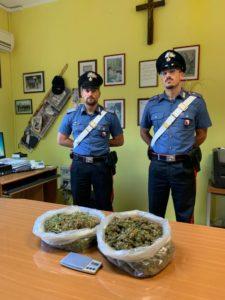 Questa mattina i carabinieri della stazione di San Gavino Monreale, hanno arrestato un disoccupato 51enne del luogo, per detenzione di sostanze stupefacenti.