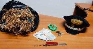 Ieri sera i carabinieri della stazione di Pirri della compagnia di Cagliari hanno arrestato un pizzaiolo cagliaritano classe 1991 per il reato di traffico illecito di sostanze stupefacenti.
