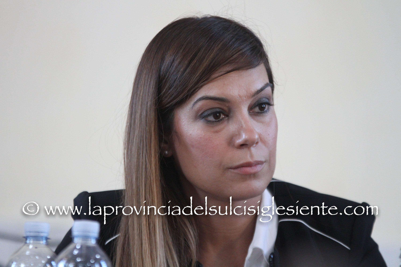 """Anita Pili: """"Al ministero degli Esteri per trovare soluzioni alternative e garantire i lavoratori RWM""""."""