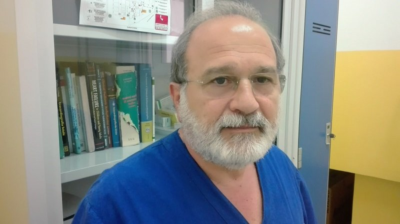 """Al via, all'AOU di Sassari, il progetto """"Un minuto per la vita"""", con lo screening cardiologico nei bambini."""