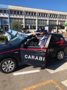 Nel tardo pomeriggio di ieri, a Monserrato, i carabinieri della locale stazione hanno arrestato per furto aggravato un 50enne di origini campane pluripregiudicato.