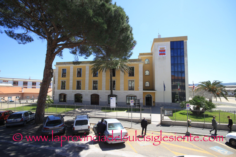 Sono iniziati oggi, a Iglesias, i lavori di riqualificazione del centro storico.