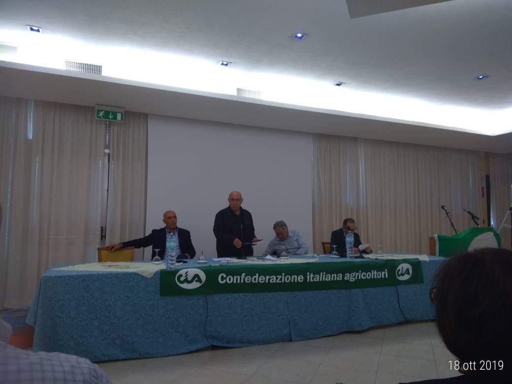 """Appello della Cia: """"Riaprire tutti i tavoli istituzionali prima dell'inizio della nuova campagna agricola""""."""