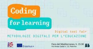 Coding for learning. Metodologie Digitali per l'Educazione.