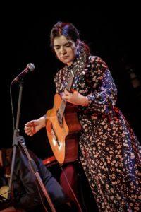 Cristiana Verardo da Lecce ha vinto il 15° Premio Bianca d'Aponte, l'appuntamento annuale con la canzone d'autrice.