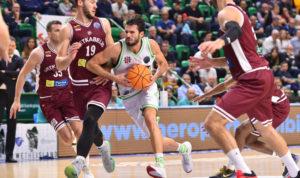 Prima sfida in trasferta della Dinamo che affronta alle 18.30 ilTurk Telekom, nel game 2 di Basketball Champions League.