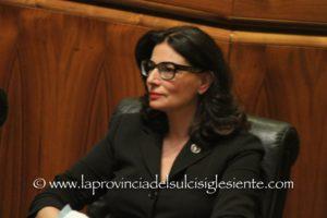 Gabriella Murgia: «Stiamo monitorando la situazione dei dazi USA, garantiremo pieno sostegno alle nostre aziende».