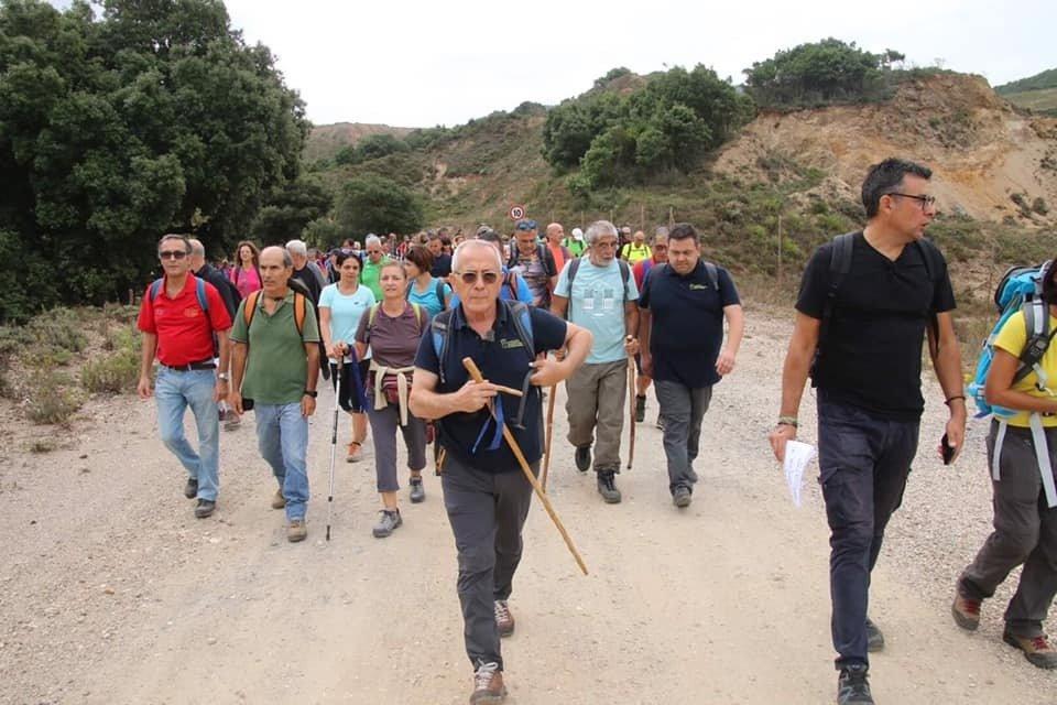 """Sabato 5 ottobre, alle 14.30, RAINEWS24 si occuperà del Cammino minerario di Santa Barbara, nel corso della trasmissione """"Cammina Italia""""."""