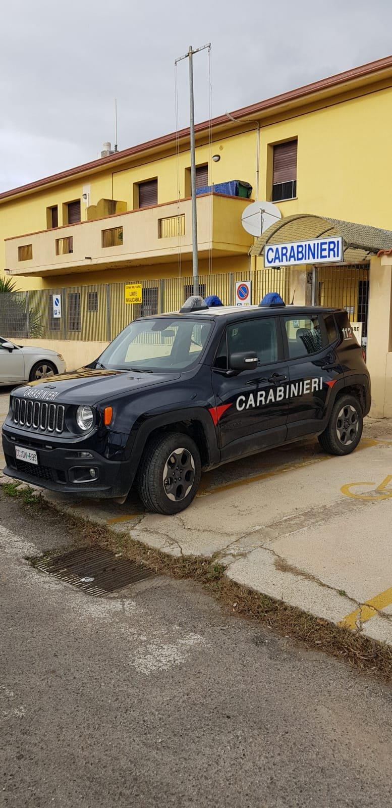 """5 cittadini serbi, nati in Italia, sono stati denunciati a piede libero dai carabinieri di Dolianova per il reato di """"invasione di edifici""""."""