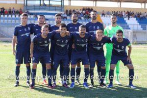 Il Carbonia ha superato il Li Punti 2 a 1 con goal di Nicola Serra (36′) e Samuele Curreli (93′) ed ora comanda la classifica con Ferrini e Castiadas.