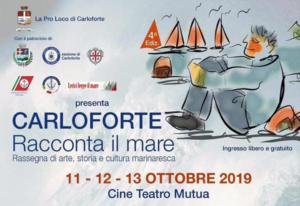 """Nel prossimo week end è in programma la quarta edizione di """"Carloforte racconta il mare""""."""