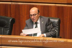 L'assessore Mario Nieddu è intervenuto in audizione in commissione Sanità sulle problematiche della vertenza Aias.