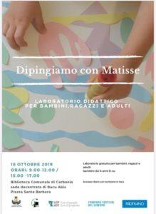 Il Festival del disegno di Fabriano approda a Bacu Abis venerdì 18 ottobre, nella nuova Biblioteca comunale di piazza Santa Barbara.