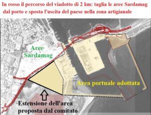 Lavariante al Piano Regolatore Portuale approvata ieri dal Consiglio comunale di Sant'Antioco, non piace al Comitato Porto Solky.