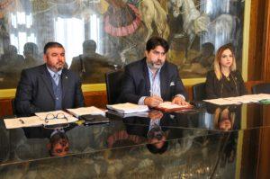 Christian Solinas: «Vogliamo restituire centralità ai rapporti tra Regione ed Enti locali».