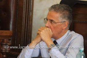 L'assessore regionale dei Lavori pubblici incontra i Sindacati, sulla situazione del Gestore idrico Abbanoa Spa.