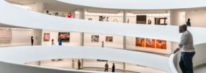 Stage al Guggenheim Museum di New York per studenti e professionisti delle arti.