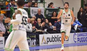 Dopo essere tornata alla vittoria con autorità in campionato, a Cantù, la Dinamo s'è ripetuta anche in Basketball Champions League, con il Filou Oostende: 90 a 71.