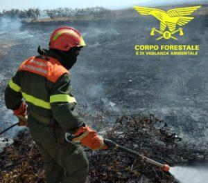 Un elicottero del Corpo forestale proveniente dalla base di Bosa Santa Maria è intervenuto questa sera per spegnere un incendio nelle campagne di Bosa, in località Riu Lanari.