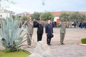 Si è svolta oggi, a Cagliari, nel giorno del 16° anniversario della strage di Nassiryia, una cerimonia per ricordare le vittime civili e militari nelle operazioni di pace.