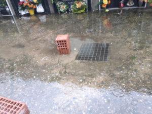 """Interrogazione del gruppo di minoranza """"Progetto comune"""" del Consiglio comunale di San Giovanni Suergiu, per il risanamento e la bonifica dei viali del cimitero."""