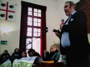 L'on. Michele Ennas (Lega) ha chiesto al presidente della 1ª commissione di convocare i sindaci dell'ex provincia di Carbonia Iglesias.