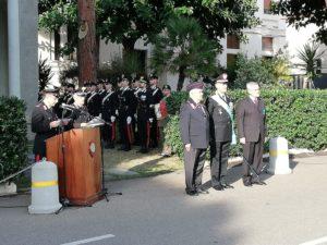"""L'Arma dei Carabinieri ha celebrato le ricorrenze commemorative della """"Virgo Fidelis"""", Patrona dell'Istituzione, del """"78° Anniversario della Battaglia di Culqualber"""" e della """"Giornata dell'Orfano""""."""