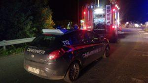Incidente mortale questa sera sulla SP 61, nei pressi di Villacidro. La vittima è un 35enne di Sant'Andrea Frius.