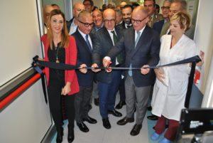 E' stato inaugurato, a Sassari, il nuovo ambulatorio di oculistica realizzato con il contributo dei privati.