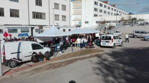 Questa mattina, a Sassari, i volontari del Sism, Avis e Admo hanno accolto oltre un centinaio di studenti che hanno ricevuto informazioni sulle donazioni di sangue e del midollo osseo.