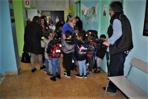 """Ha preso il via oggi il progetto """"Un minuto per la vita"""" che coinvolgerà 1.000 alunni delle prime classi delle Primarie di Sassari. Per il prossimo anno, l'Aou pensa di allargarlo a livello provinciale."""