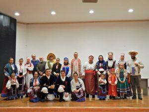Laconi ed Aritzo:la diaspora russofona e post-sovietica in Sardegna incontra la comunità locale nel segno dell'amicizia e scambio culturale.