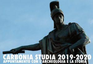 """Nuovo appuntamento con """"Carbonia Studia"""", venerdì 8 novembre, nella biblioteca comunale di viale Arsia."""
