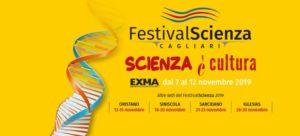 Al via la dodicesima edizione delCagliari Festival Scienza,evento promosso ed organizzato dall'AssociazioneScienzaSocietàScienza.