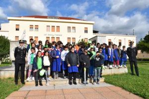 """La """"Caserma Trieste"""", sede storica della Scuola Allievi Carabinieri di Iglesias, è stata aperta ieri, 4 novembre, alle visite dei cittadini e delle scolaresche."""