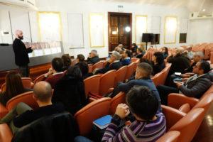 """Grande successo per l'incontro regionale sulla privacy che si è svolto venerdì 22 novembre, nel centro di spiritualità """"N.S. del Rimedio"""" a Donigala Fenughedu (OR)."""