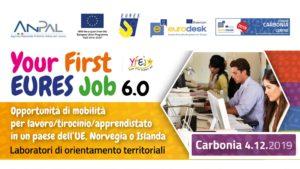 Nel mese di dicembre sono in programma due iniziative organizzate dal Centro Eurodesk, il moderno sportello informagiovani del comune di Carbonia.