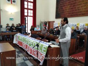 Si è svolta questa mattina, a Carbonia, l'iniziativa promossa dall'OPI, sui temi legati allo stato di estremo degrado in cui versa il sistema sanitario pubblico.