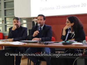 """Si è tenuta stamane, a Carbonia, la presentazione ufficiale del corso """"Sceneggiatura e Paesaggio"""", con partecipanti selezionati in tutta la Sardegna."""