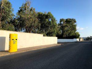 Al via sabato 23 novembre, nel comune di Sant'Antioco, il controllo elettronico della velocità tramite autovelox.
