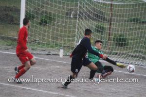 E' finita in parità, 1 a 1, la partita di andata della semifinale della Coppa Italia di Promozione tra Cortoghiana ed Arborea.